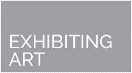 exhibiting