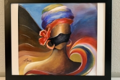 Edmy_Ortiz_We_Are_One_acrylic_on_canvas_13x14.5_400