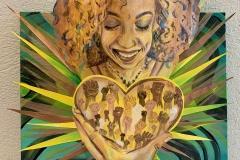 Jennessa_Burks_Still_We_Rise_acrylic_on_canvas_14x14_250