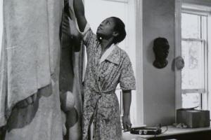 Lucien-Aigner-Augusta-Savage-in-her-Studio-Harlem-1936-gelatin-silver-print-14_-x-11_-2015.24