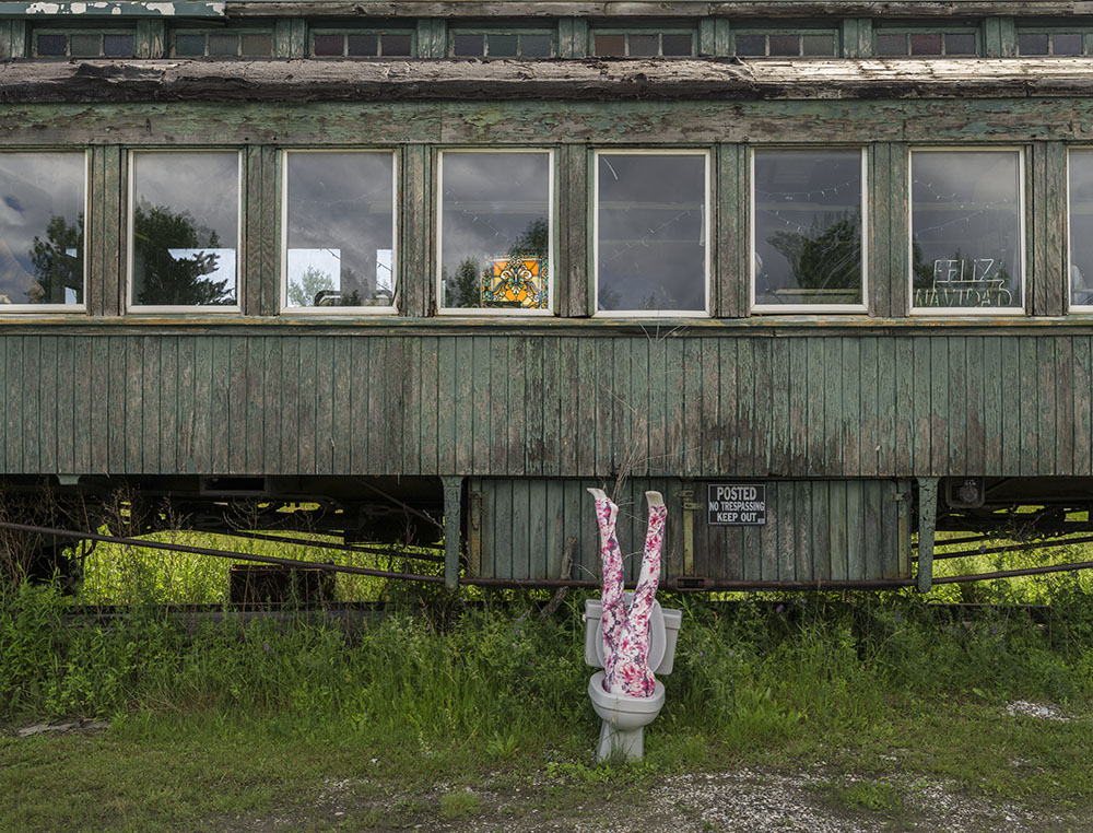 """Frank Armstrong,South Hero, Vermont 2017,archival pigment print, 24"""" x 28"""", 2017, one of five prize winners selected from the Seventh Annual One"""